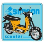 Simson Scooter