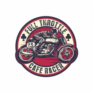 Cafe Racer Full Throttle