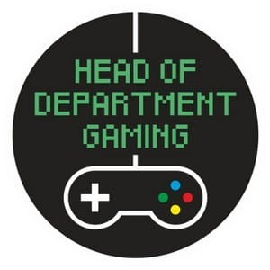 Head of department gaming
