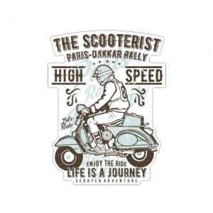 The Scooterist